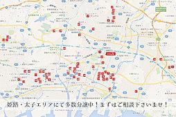 【JR姫路駅徒歩14分】SmileTown三左衛門堀東の町:案内図
