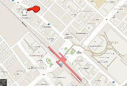 【BREEZE GARDEN 坂戸市関間4丁目VII】~土地分譲開始~:案内図