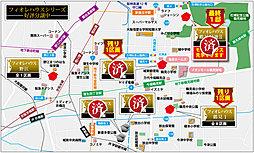 フィオレハウス鶴見1:交通図