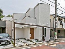 駅徒歩7分。約5.3m公道に面した設備充実のデザイナーズ住宅【...