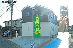 駐車3台可能 小学校まで徒歩3分で通学安心 【福生市熊川第19...