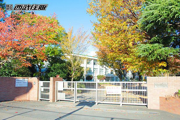 福生第一中学校