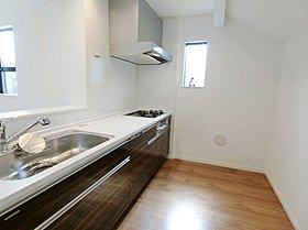 食洗機完備システムキッチン