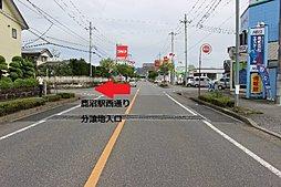 トヨタウッドユーホーム【鹿沼西茂呂1丁目】:交通図