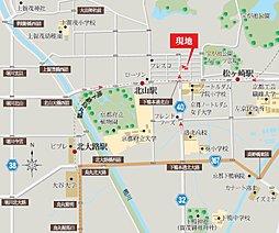【セキスイハイム】スマートハイムタウン下鴨本通北山:案内図