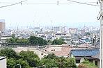 コンセプトハウス2Fバルコニーからの眺め