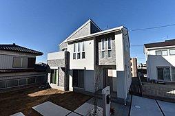 【コーディネート家具・外構付き】赤塚駅まで徒歩12分と生活に便利な立地・ノーブルガーデン東赤塚の外観