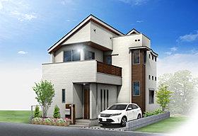 家具付き5号棟モデルハウス(販売中)