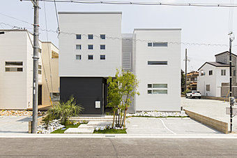ついに分譲開始。加古川町溝之口に23区画のプレミアムタウンが誕生しました。