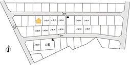 【トヨタの木の家】前橋宮地町:案内図