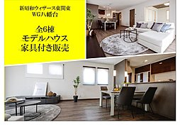 WG羽鳥野八幡台1丁目(全6棟)~新昭和の2年間月々支援策で4万円台から購入可~の外観