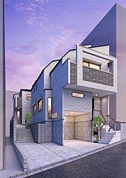 【ご案内受付中】「雪が谷大塚」駅歩7分・2階建ての新邸♪