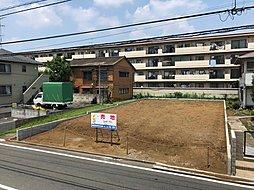 【駅徒歩4分】国分寺市光町売地全2区画~建築条件無し