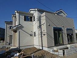 地震に強い構造体を実現した「リナージュ」の家「大井町金子」全8棟