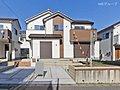 【清水公園駅利用】野田市桜の里3丁目 新築一戸建て 全48棟