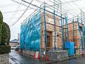【原木中山」駅徒歩16分】市川市原木4丁目 新築一戸建て 全2棟