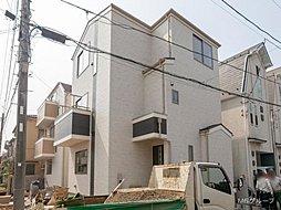 【本八幡駅利用】市川市稲荷木3丁目 新築一戸建て 全2棟
