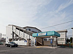 東武伊勢崎線「北春日部」駅 距離640m