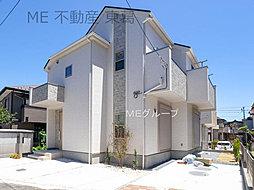 【北国分駅徒歩19分】市川市中国分1丁目 新築一戸建て 全2棟