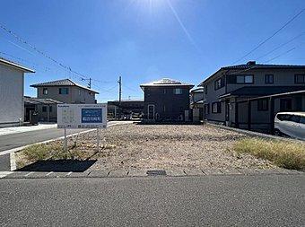 景観地区指定住宅地に4区画、新規分譲開始。