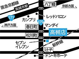 the CASA series 芝谷プロジェクト21:案内図