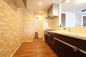 既分譲 キッチン施工例写真