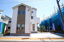 桶川市坂田 新築一戸建て 5期2 全8棟