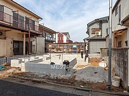 クリーンタウン西大泉 新築戸建て 全1棟