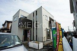 【駐車2台可能】草加市長栄第1 新築一戸建て 全2棟