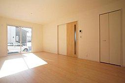 ◆開放感ある南バルコニー◆上尾市小泉第2 新築一戸建て 全3棟