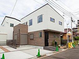 ◆複数路線利用可◆船橋市薬円台2丁目 新築一戸建て 全4棟