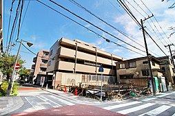東急東横線「綱島」駅フラット徒歩10分 前面道路6m以上、向か...