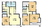 (1号棟)、価格4280万円、4LDK、土地面積100.03m2、建物面積93.15m2