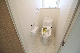 A号棟 トイレ
