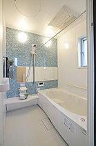 同仕様モデルハウス浴室