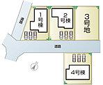 リーブルガーデン木津川市梅美台 全4邸