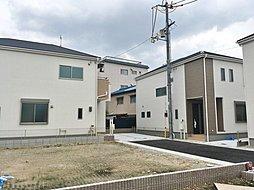 新築一戸建~兵庫県尼崎市武庫町 全5邸 リーブルガーデン