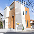自然に近い身体に優しい住宅 「エクセランド田宮本町」