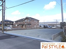 パルタウン加古川市東神吉町西井ノ口 全2区画の外観