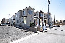 上尾壱丁目 初期費用を削減して購入可能です。 区画整理地内全7棟。