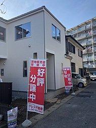 稲毛区稲毛東 新築戸建 4LDK JR「稲毛」駅徒歩14分