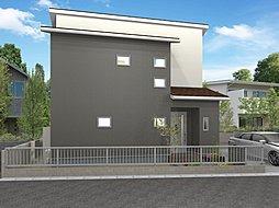 佐賀市北川副町光法 建売住宅の外観