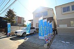 【圧巻のLDK19.5帖】市川市国分2丁目 新築戸建(全4棟)