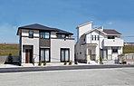 ライフスタイルにあわせた3邸のモデルハウスをご用意しています。