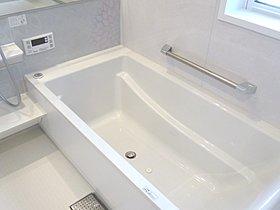 自動洗浄機能付き浴槽