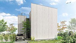 ~天空リビングの家・Designers住宅~Breeze Garden series「朝霞市根岸台」の外観