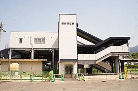 筑前深江駅近く。都市圏へのアクセスも快適です