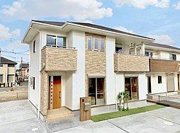 <鴻巣市榎戸>全整形地の分譲地、ホームセンターがおとなりにあり、買い物便利の外観