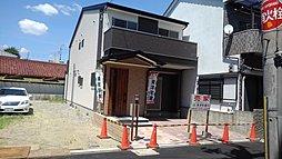 レジデンス野里新築一戸建て住宅の外観