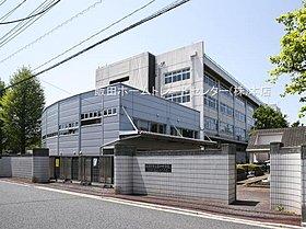 武蔵野市立第四中学校・・距離約750m(徒歩10分)